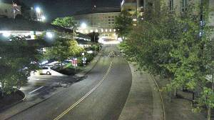 Traffic camera image of Sam Jackson Park Road East to OHSU Hospital